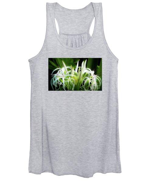 Wildflowers Of Hawaii Women's Tank Top