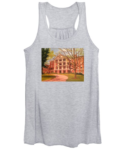 William Peace University Women's Tank Top