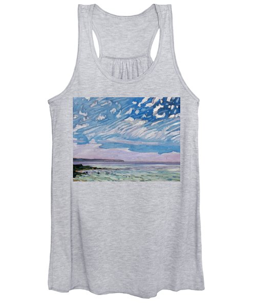 Wimpy Cold Front Women's Tank Top