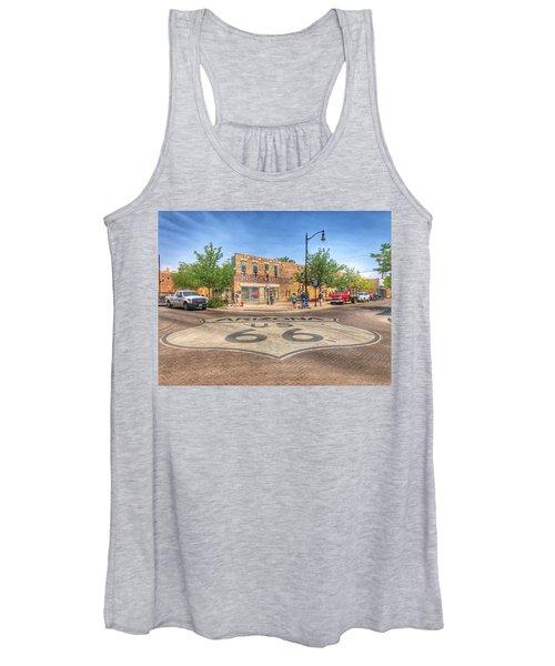 Winslow Arizona Women's Tank Top