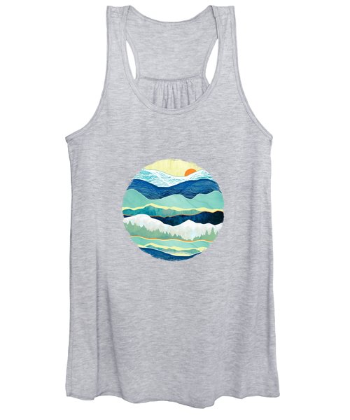 Winter Afternoon Women's Tank Top