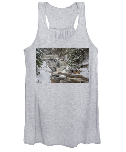 Winter At Sable Falls Women's Tank Top