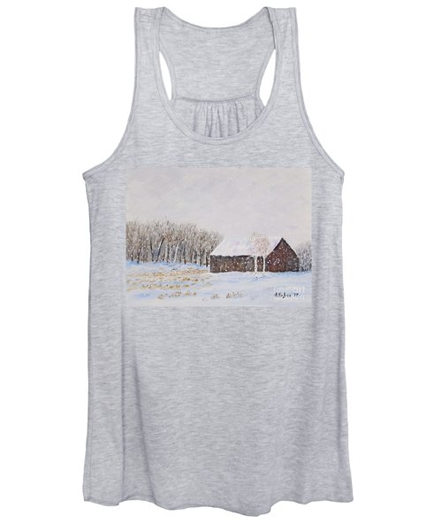 Winter Barn Women's Tank Top