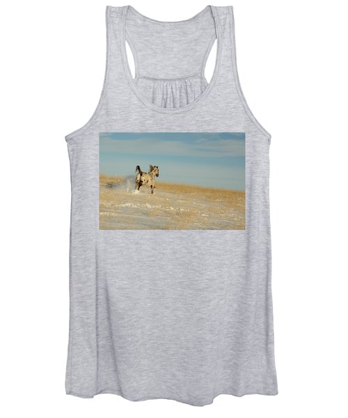 Winter Charger Women's Tank Top
