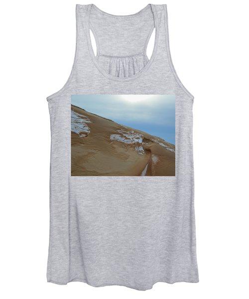 Winter Dune Women's Tank Top