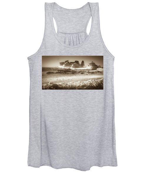Winter - Lord's Point - Kennebunk Women's Tank Top