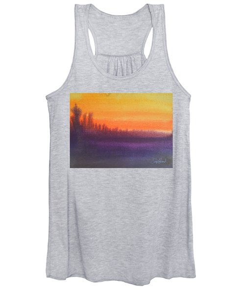Winter Spectacular  Women's Tank Top