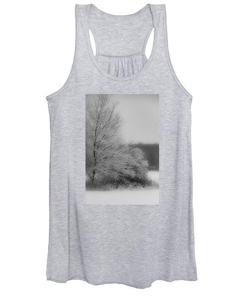 Winter Tree Women's Tank Top