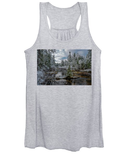 Winter Wonderland Women's Tank Top