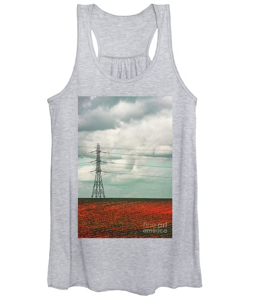 Wired Women's Tank Top