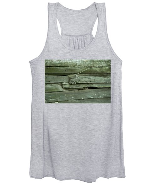 Wired House Siding Women's Tank Top