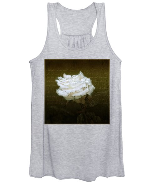With Love Women's Tank Top