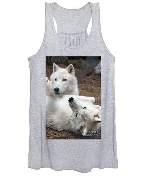 Wolf Pup Brothers Women's Tank Top