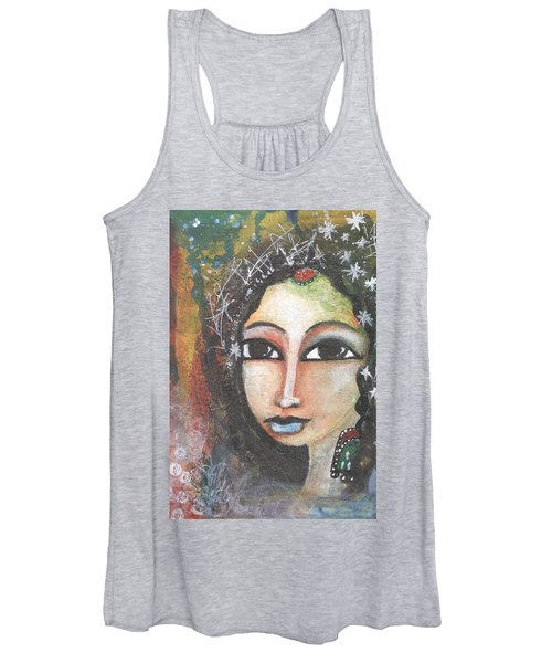Woman - Indian Women's Tank Top