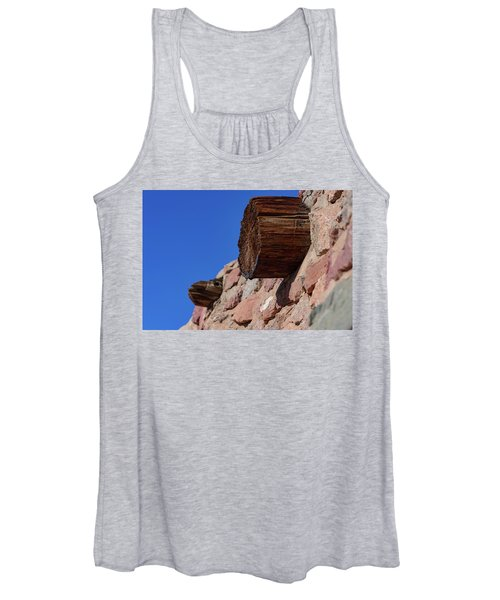 Wood And Stone Women's Tank Top