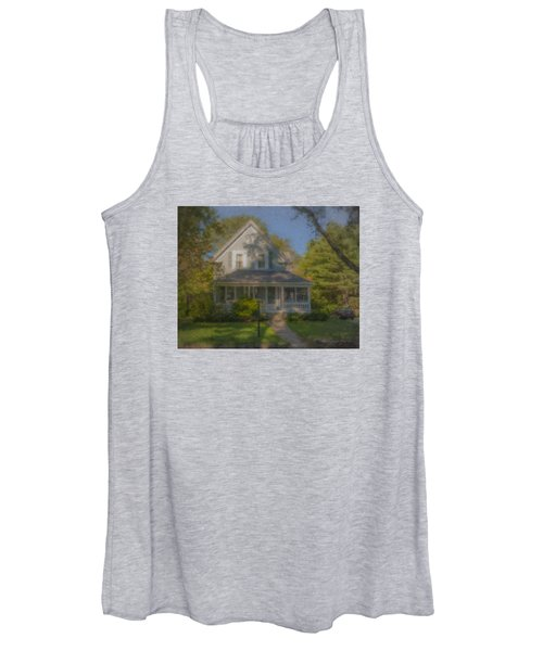 Wooster Family Home Women's Tank Top