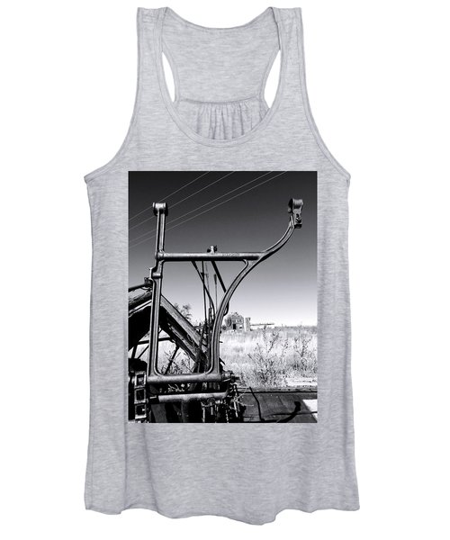 Worked To Death Women's Tank Top
