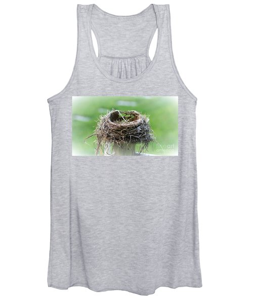 Moved On Women's Tank Top