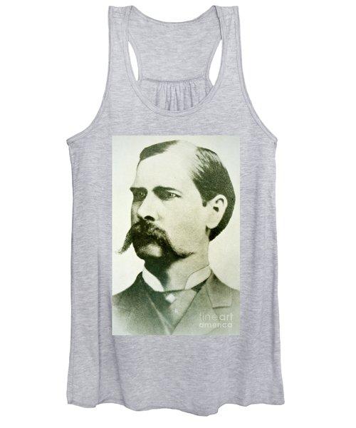 Wyatt Earp Women's Tank Top