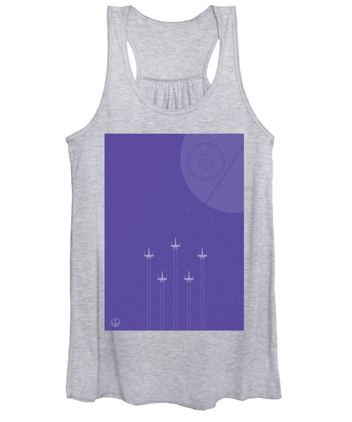 X-wing Attack Women's Tank Top