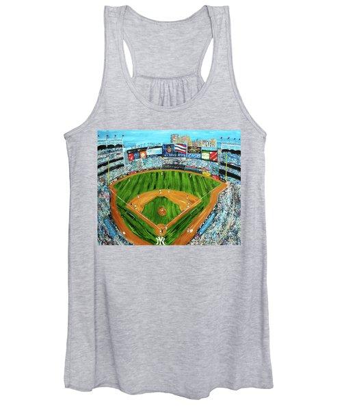 Yankee Stadium Women's Tank Top
