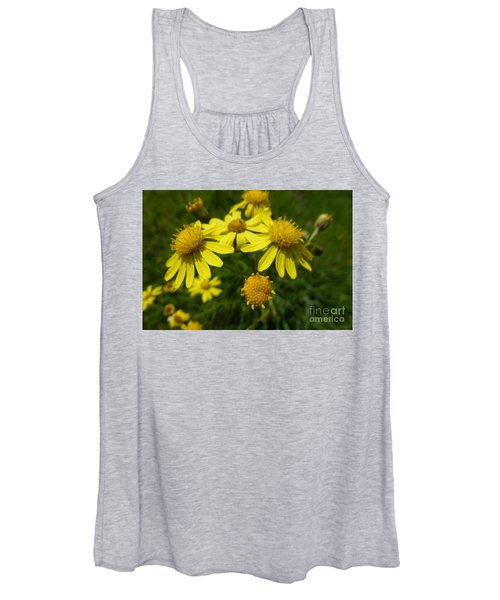 Yellow Daisies 2 Women's Tank Top