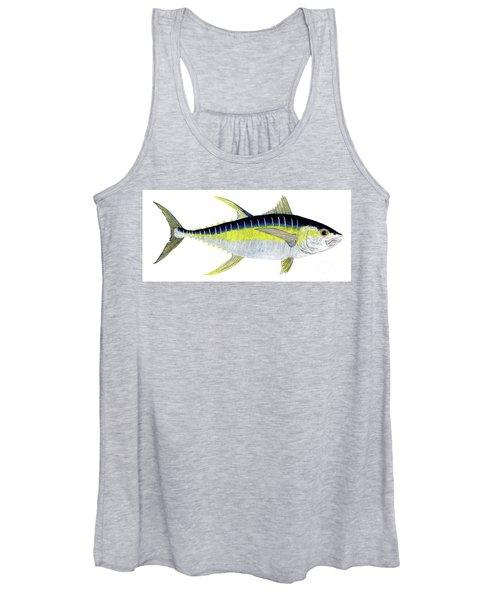 Yellowfin Tuna Women's Tank Top