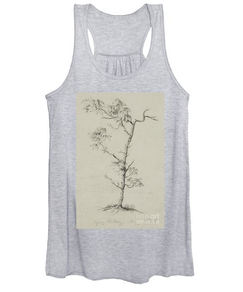 Young Hickory, 1823 Women's Tank Top