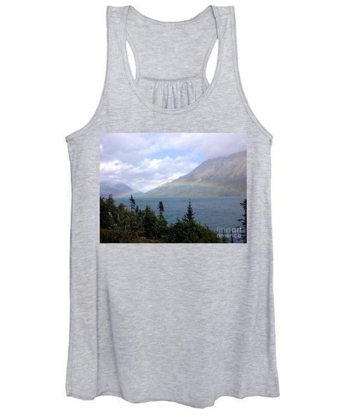 Yukon Rainbow Women's Tank Top