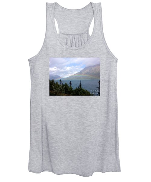Yukon Rainbow Women's Tank Top
