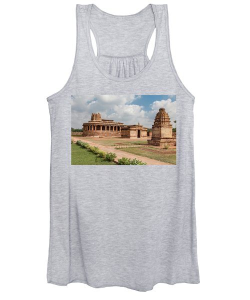 Aihole,durga Temple Women's Tank Top