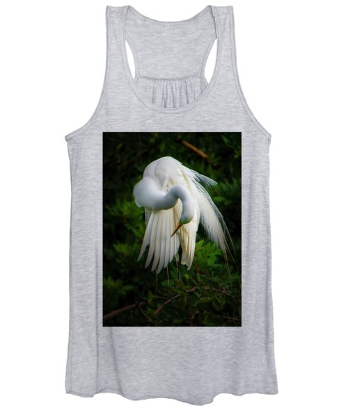 Breeding Plumage And Color Women's Tank Top