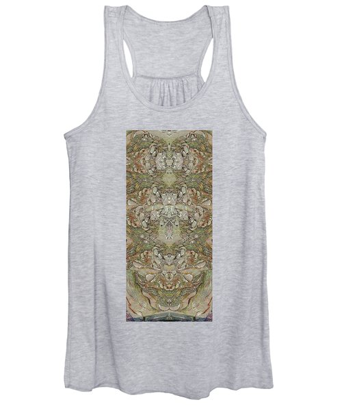 Desert Wall Women's Tank Top