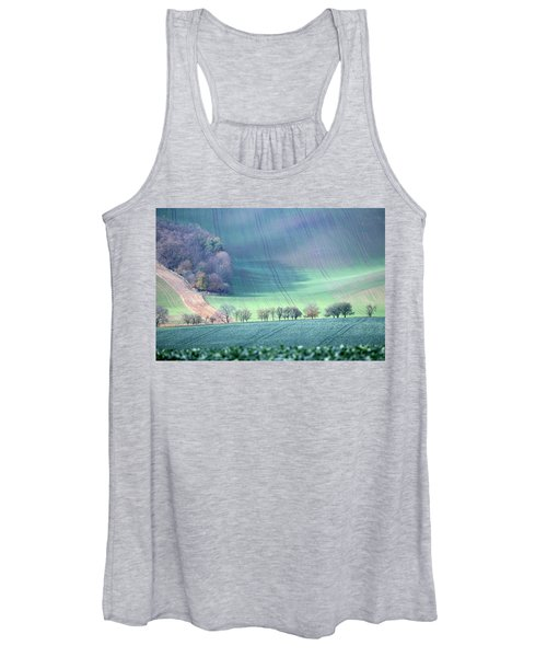 Autumn In South Moravia 1 Women's Tank Top