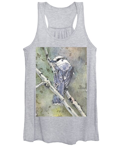 Grey Jay Women's Tank Top