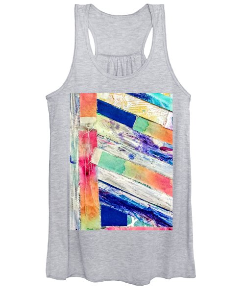 Out Of Site, Out Of Mind Women's Tank Top