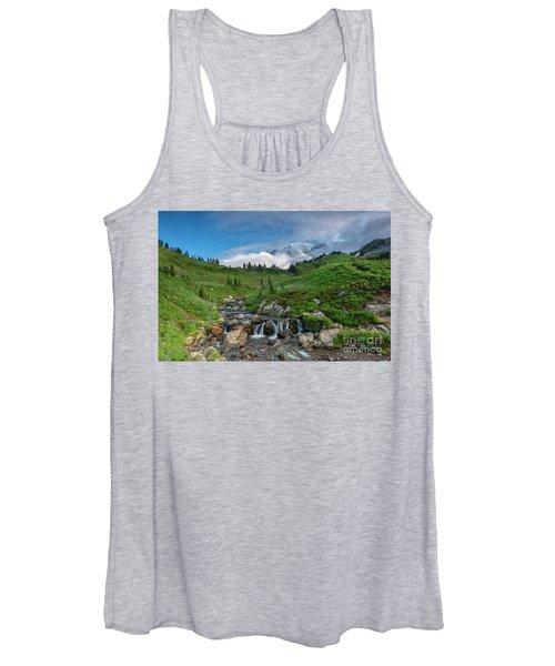 Rainier Revealed Women's Tank Top