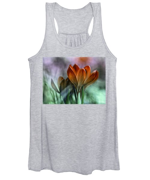 Spring Blossom Women's Tank Top
