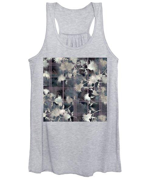 Thistle Plaid  Women's Tank Top