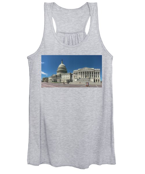 United States Capitol  Women's Tank Top