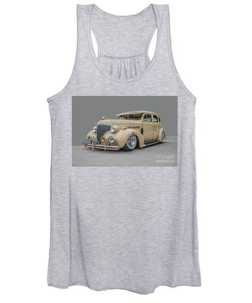 1939 Chevrolet Master Deluxe Women's Tank Top