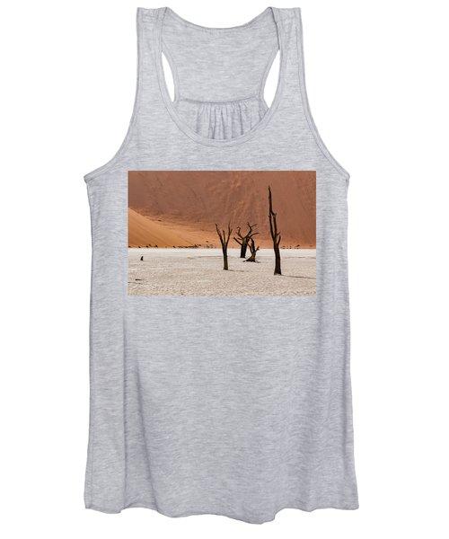 Deadvlei Desert Women's Tank Top