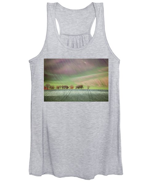 Autumn In South Moravia 3 Women's Tank Top