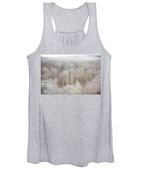A Ghost Of Trees Women's Tank Top
