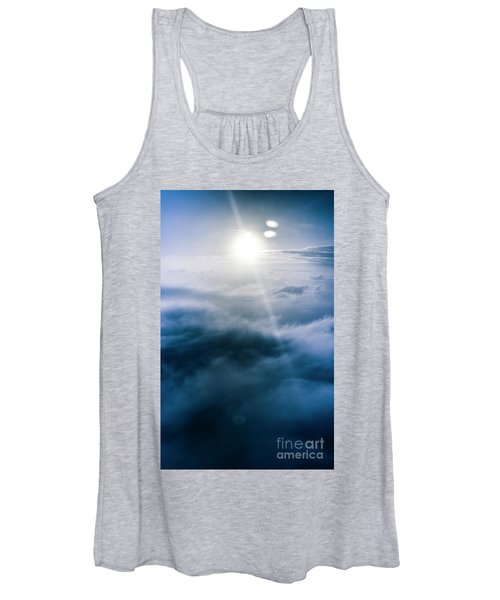 Above And Beyond Women's Tank Top