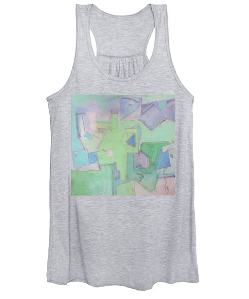 Abstract 3 Women's Tank Top