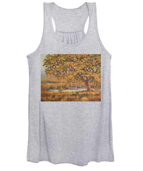 Afternoon Glow Women's Tank Top