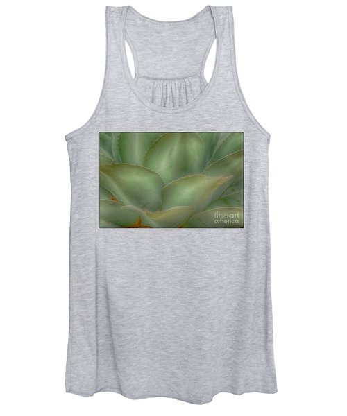 Agave Softened Women's Tank Top