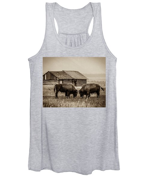 Age Old Conflict Women's Tank Top