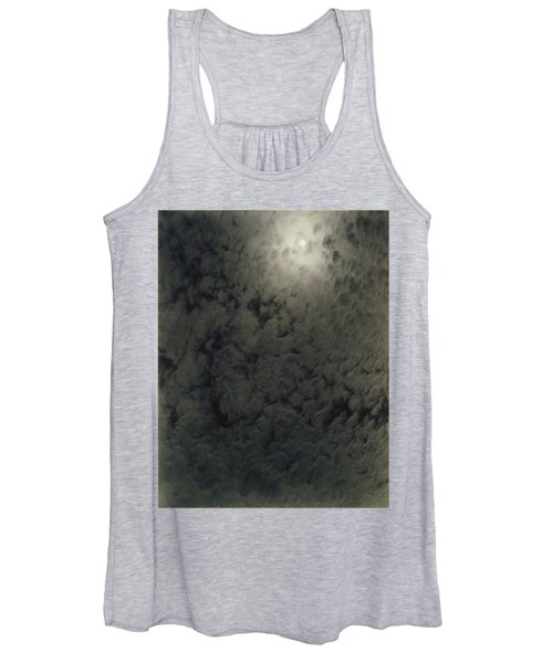 Alfred Stieglitz  So Subtle That It Becomes More Real Than Reality Women's Tank Top